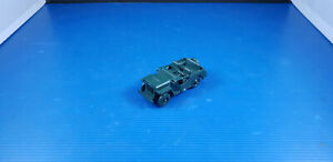 Miniature JEEP Willys ancienne en plastique collection BONUX en parfait état