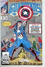 Guardians Of The Galaxy #20-1992 nm- Jim Valentino Wonder Man