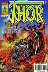 Thor #502 (1996) Marvel Comics