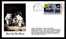 1969 APOLLO 12 MOON LANDING - 3RD & 4TH MEN ON THE MOON - C76 FRANKING (ESP#536)