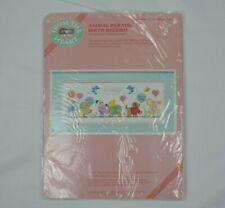 Vintage Animal Parade Birth Record Cross Stitch Kit 53014 Kimberly Knoll