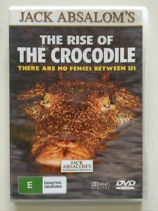 Jack Absalom's The Rise Of The Crocodile -Educational DVD Series - All Region