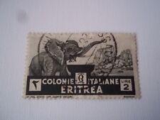 Eritrea Scott# 165. Used.