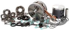 Wrench Rabbit Complete Engine Rebuild Kit Honda CR500R 1988 Crank Piston Gaskets
