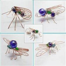 Unmounted Metal Insect & Butterfly Collectables