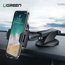 Ugreen Dashboard Windshield Car Phone Mount Holder Stand FR iPhone X R 8 Samsung