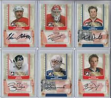 2011-12 ITG Canada vs The World Autographs #AJA Jake Allen