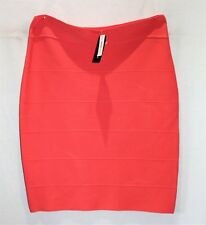 City Dressing Brand Coral Panel Pencil Skirt Size 14 BNWT #TT56