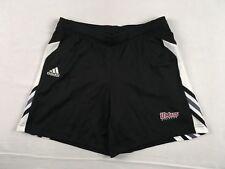 UMass Minutemen adidas Shorts Women's Black Poly New Multiple Sizes