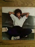 Joan Armatrading ‎– To The Limit A&M Records ‎– AMLH 64732 Vinyl, LP, Album