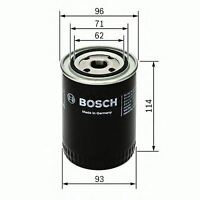 NEW ENGINE OIL FILTER BOSCH OE QUALITY REPLACEMENT 0451103313