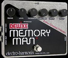 EHX electro Harmonix Deluxe Memory Man guitare pédale