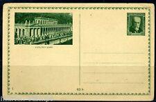 CZECHOSLOVAKIA MINT POSTAL STATIONERY CARD VIEW OF KARLOVY VARY CARLSBAD