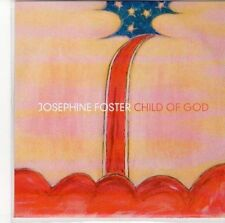 (ED872) Josephine Foster, Child Of God - 2013 DJ CD