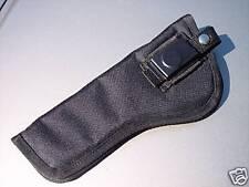 """LEFT Hand Belt Holster TAURUS RAGING JUDGE 6-1/2"""" Barrel 3"""" Magnum cylinder USA"""