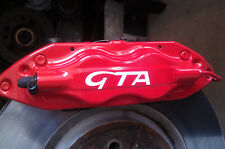 Alfa Romeo Brake Caliper Calliper Decals GTA 147 156 Mito Brera 159 ALL OPTIONS