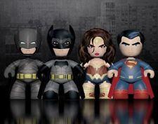 Batman Superman Wonder Woman Mini Figurines in Box Set Dawn Of Justice