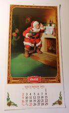 Vintage Coca Cola 1974 Calendar