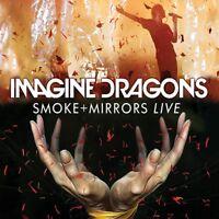 IMAGINE DRAGONS - SMOKE + MIRRORS LIVE (TORONTO 2015)   DVD+CD NEW+