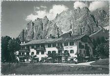 CARTOLINA d'Epoca BELLUNO provincia -  Cortina d'Ampezzo : HOTEL MENARDI