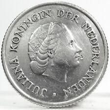 Netherlands ANTILLES (Juliana) 1/4 Gulden 1956