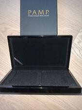 PAMP swiss 2 Bar karbonite gift / jewerly box