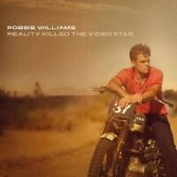 "ROBBIE WILLIAMS ""REALITY KILLED THE VIDEOSTAR"" CD NEU"
