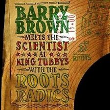 At King Tubby's with the Roots Radics by Scientist/Barry Brown (Vinyl,...
