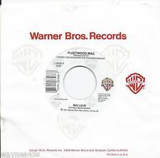 FLEETWOOD MAC * 45 * Big Love * 1987 * USA ORIGINAL VG++ Pressing on WB