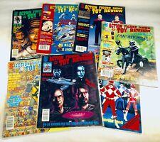 Vintage LEE'S TOY REVIEW Magazine - Star Trek Star Wars G.I. Joe LOTR D&D WWF
