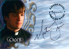 Buffy the Vampire Slayer Season 7 Autograph A53 Nathan Fillion