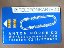 K 135 11.90 MINT Ongebruikt Duitsland  -  Anton Röper   opl 2000