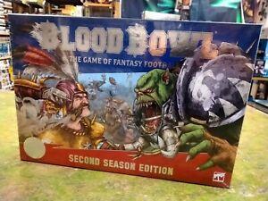BLOOD BOWL Season 2 Box Set Complete BNIB & SEALED