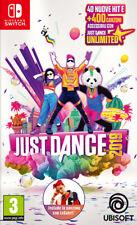 Just Dance 2019 Nintendo SWITCH UBISOFT