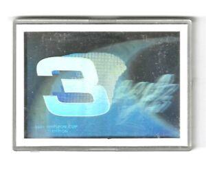 1992 Pro Set #NNO Dale Earnhardt Sr. WHITE HOLOGRAM SUPER SCARCE! #2406/5000!