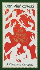 First Noel, Very Good Condition Book, Jan Pienkowski, ISBN 9780744557800
