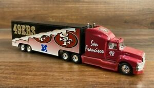 1998 Team Collectibles San Francisco 49ers NFL White Rose Collectibles Diecast