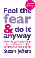 Feel the Fear and Do it Anyway, Susan Jeffers   Paperback Book   Good   97800997