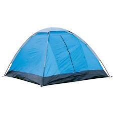 2 persona Tenda a cupola Leggero Trekking Campeggio Festival Estate All'aperto Blu