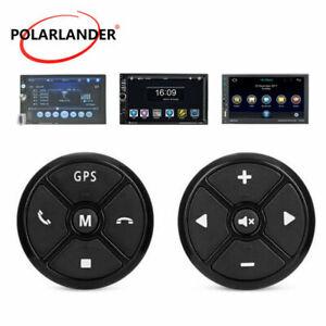 2Din Car Radio Remote Control Universal DVD GPS Hand Free Steering Wheel Control