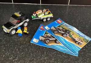 Lego City SUV Set 60058