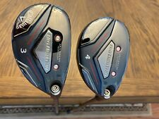 New listing  CALLAWAY 2019 BIG BERTHA HYBRIDS 3 & 4 TWO CLUBS,RIGHT HANDED