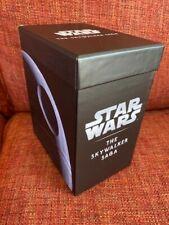 Star Wars The Skywalker Saga Ltd Edition Complete all 9 films Blu Ray