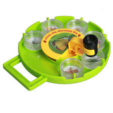 Field Microscope Bug Insects Collection Viewer Toy Gift for Kids Children Green