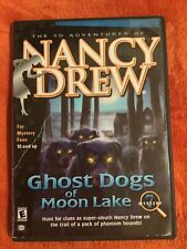 Nancy Drew Ghost Dogs of Moon Lake PC Game