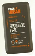 Fudge Urban Texture Paste, Remouldable Hair Styling Wax for Men, Medium
