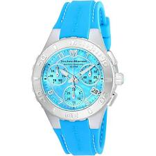 TECHNOMARINE WOMEN'S CRUISE MEDUSA 40MM BLUE SWISS QUARTZ WATCH TM-115084