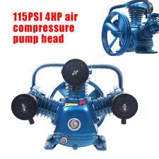 Neu Druckluft Kompressor Aggregat Type W 3 Zylinder 3 kW 360L / min 8bar, 115psi