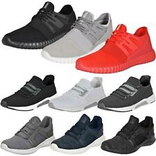 Crosshatch Mens Lace up Trainers Shoes Lightweight Sneaker Sports Shoes UK 7-12