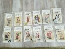 Heart Strings World of Santa Cross Stitch Complete Set of 12